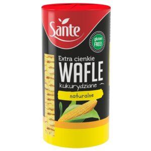 Wafle kukurydziane extra cienkie 120 g