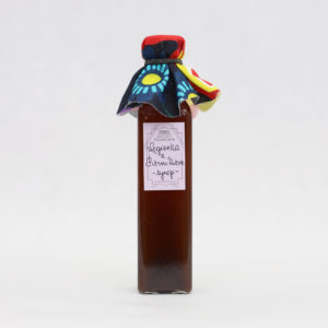 Syrop Śliwka Węgierka z Piernikiem 230 ml