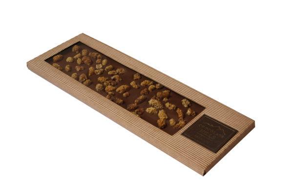 Czekolada Chocolate Hills TAFLA Z MORWĄ 105 g
