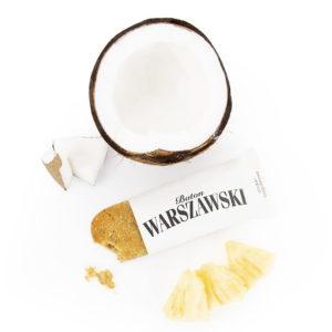 Baton Warszawski Ananas Kokos (wegański)