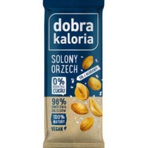 Baton owocowy Solony Orzech 35 g