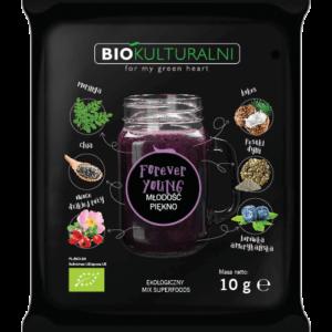 Ekologiczny mix superfoods FOREVER YOUNG (Młodość Piękno) 10 g
