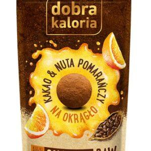 Na okrągło kakao i nuta pomarańczy 65g