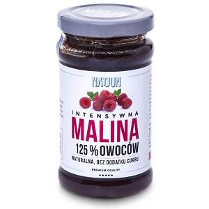 Konfitura Malina 125%, 240g
