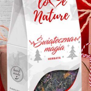 Herbata czarna zimowa - Świąteczna magia