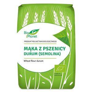 Mąka z pszenicy durum (semolina) BIO 1kg