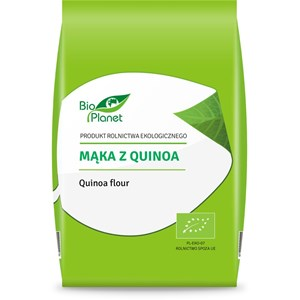 Mąka z quinoa BIO 350 g