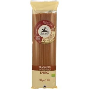 Makaron (orkiszowy razowy) spaghetti BIO 500g