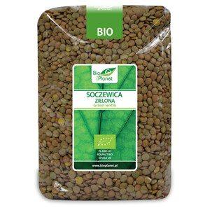 Soczewica zielona BIO 1kg