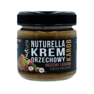 Nuturella - krem orzechowy (orzechy laskowe) 190g