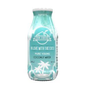 Woda kokosowa Dr. Coco 12x280 ml