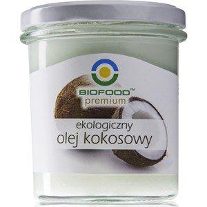 Olej kokosowy bezwonny BIO 260 g