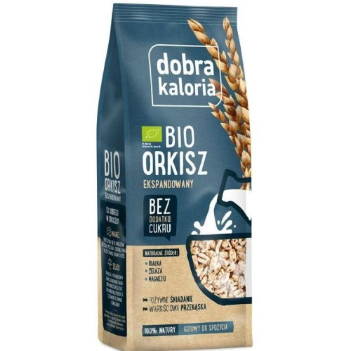 Orkisz ekspandowany do chrupania BIO 100 g