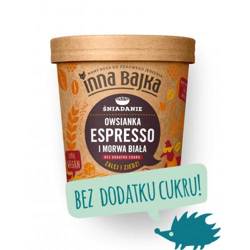 Owsianka espresso i morwa biała 70 g