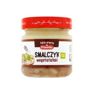 Smalczyk wegetariański (bez cholesterolu) 160g