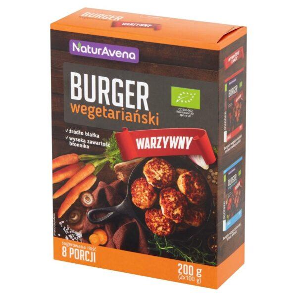 burger z warzyw