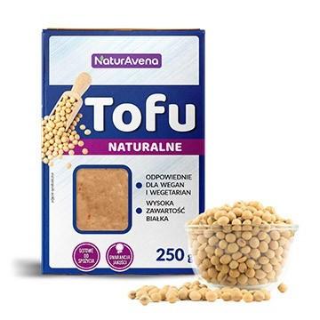 tofu bez dodatków