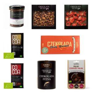 """20 produktów z czekoladą """"Czekoladowa błogość"""""""
