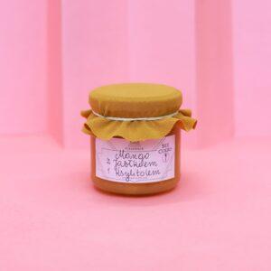 Konfitura Mango z Jabłkiem i Ksylitolem 210 g