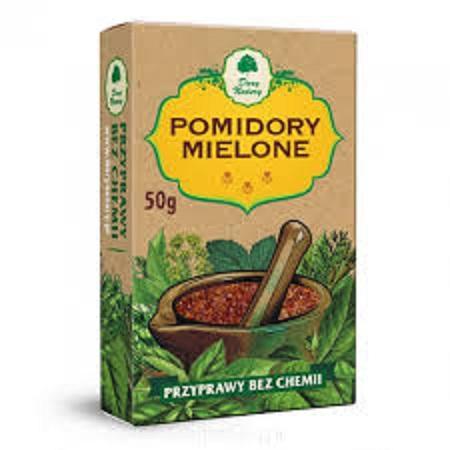 Pomidory mielone eko 50g