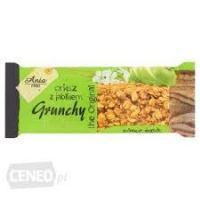 Baton Grunchy Orkiszowy z jabłkiem 65g