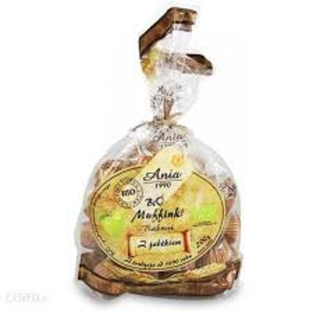 Bio muffinki jabłko 200g
