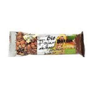Baton fajny orkiszowo owsiany kakao bio 40g