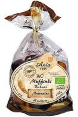 Bio muffinki naturalne 200g