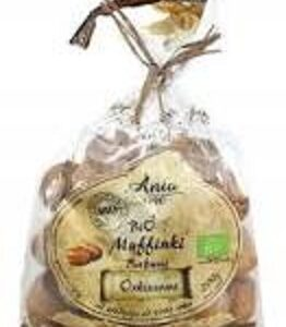Bio muffinki orkiszowe 200g - krótki termin