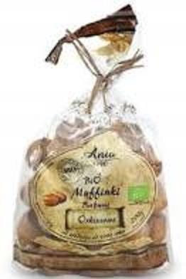 Bio muffinki orkiszowe 200g