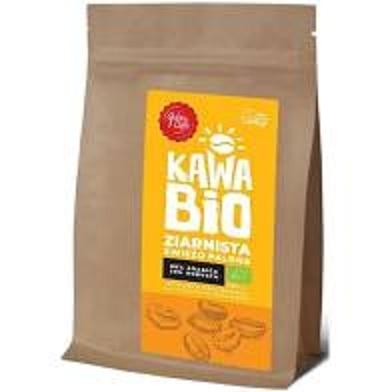 Kawa ziarnista Arabica/Robusta mieszanka 80/20 bio 250g - Quba Caffe