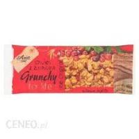 Baton Grunchy Owsiany z żurawiną 65g